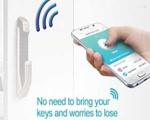 Giới Thiệu Khóa Cửa Chống Trộm Mở Bằng Điện Thoại  Bluetooth Cao Cấp